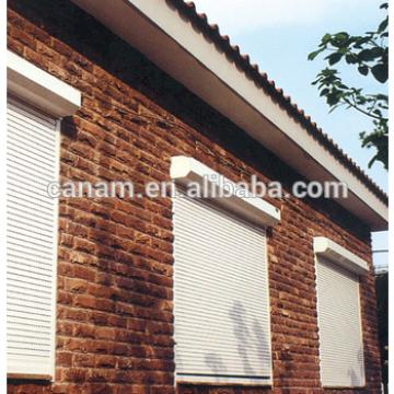 Electric Aluminum Rolling Shutters Window