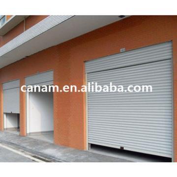 wind resistance Rolling shutter door