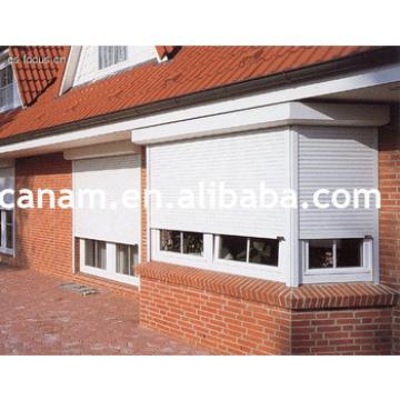 aluminum casement Roller Shutter window