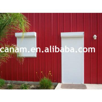 hot sale roller shutter burglar proof window
