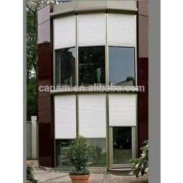 automatic or electrical aluminum roller shutter