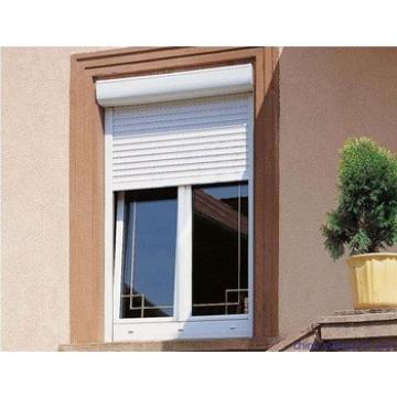Aluminum external shading roller shutter exterior window