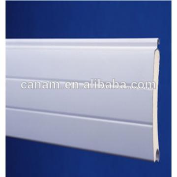 Australia standard insulated roller shutter hurricane impact aluminium Doors