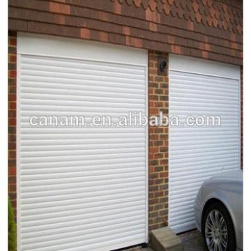 Remote control Aluminum Rolling shutter door