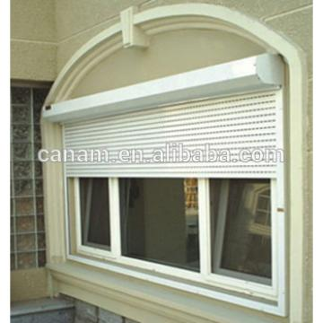 Aluminum Rolling Up Window/ Rolling Shutter Window