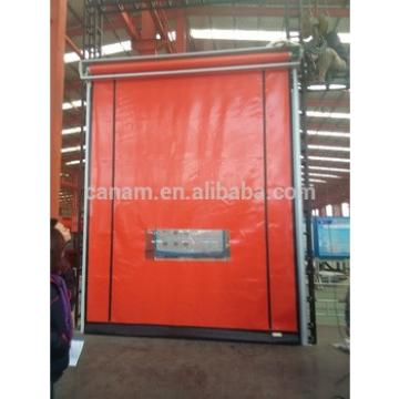Electric automatic flexible lifing door for sale