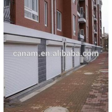 electric aluminium automatic garage door