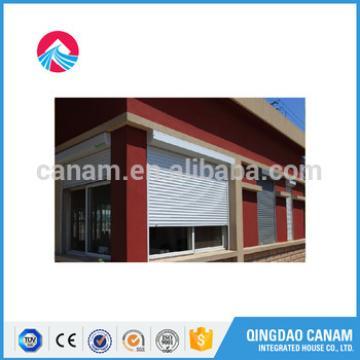 XGZ exterior high quality aluminum rolelr exterior door shutters