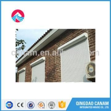 Window metal rolling shutter pin