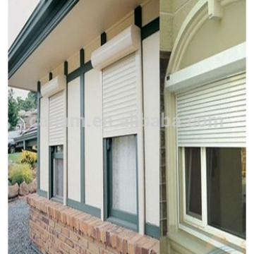 aluminum roller shutter manufacturers metal window shutters