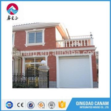 Residential automatic aluminum rolling shutter door