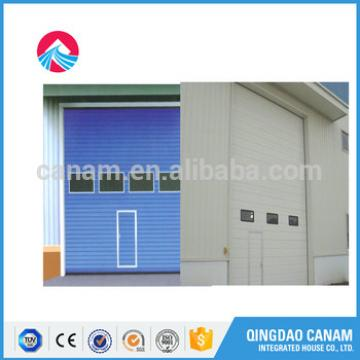 Remote control window metal rolling shutter