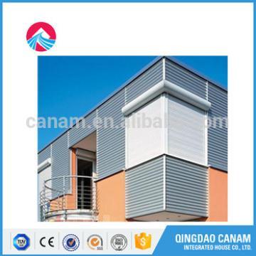 Home exterior aluminium window metal rolling shutter