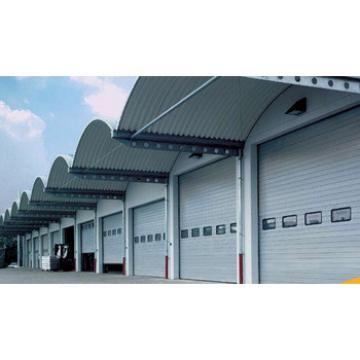 sectional garage aluminium sliding door factory