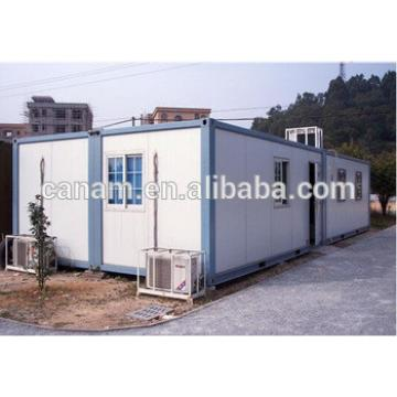 China manufacture low cost steel structure house container office