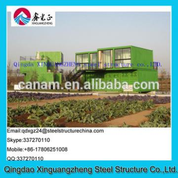 Prefab low cost modern fashion container joint house