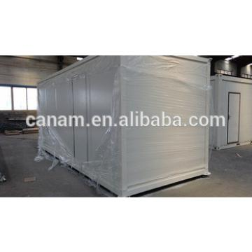 Mobile living container house prefab flatpack container house