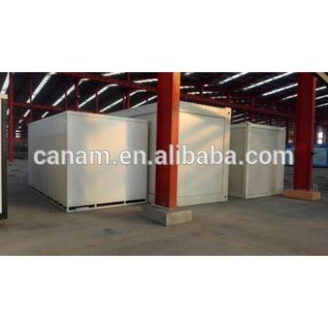Certificate China new made prefabricated container living house
