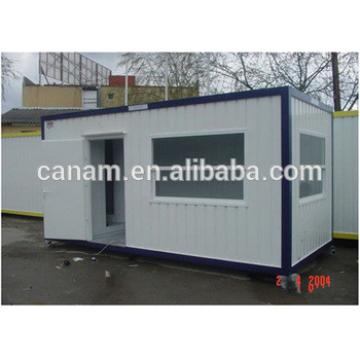 Security door custom made prefab container living house