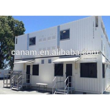 Two Floor Modified Shipping Containers House Prefab Labor Dorm for Living