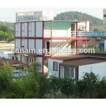 Multi-layers container living house hotel plans and designs