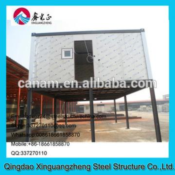 steel structure prefabricated Container Oil station