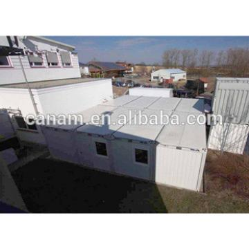 Steel structure frame emergency house refugee house