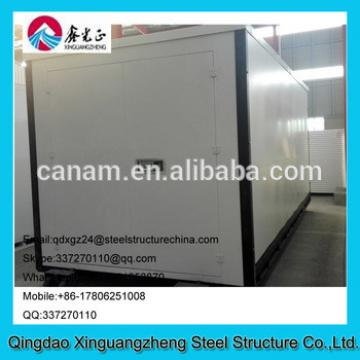 Cheap and esay assemble foldable container warehouse for sale