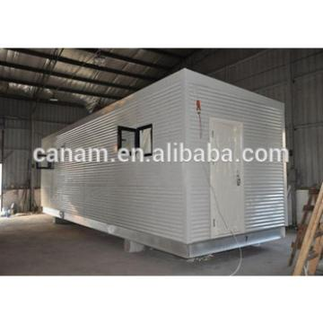 Flat pack prefab house container living house foldable design house