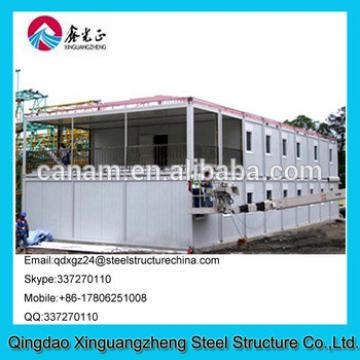 New made container house pirce cheap house container