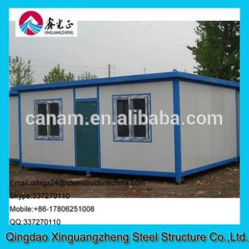 High quality modern flat pack container home for living