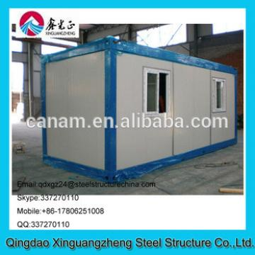 Low cost ISO container labor office dormitary refugee tent