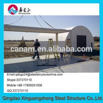 fast install flat pack house container camp tent