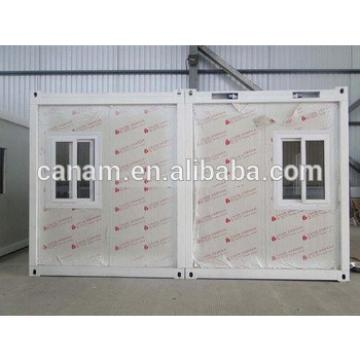 Prefabricated container house windproof with ce ISO certificated