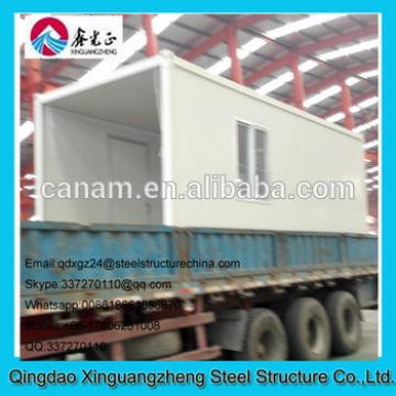 Prebuilt sandwich panel wall and roof cheap container office