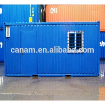 Small 20ft container house made of shipping container self-made new shipping container homes