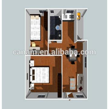 40ft container hotel room design