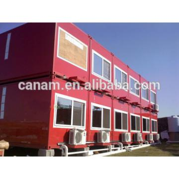 20ft contaienr house hotels container house with A/C