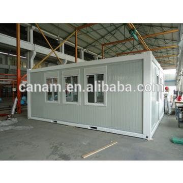 Low cost pre-made container living house in SA