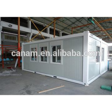 Expandable movable new self-made low cost container house price
