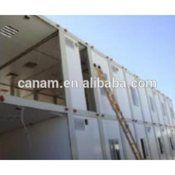 Steel structure house container gas dormitory camp