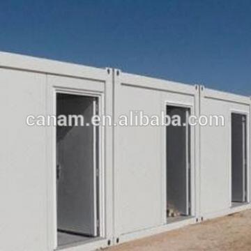 Expandable flat pack container living house with CE ISO BV SGS certificate