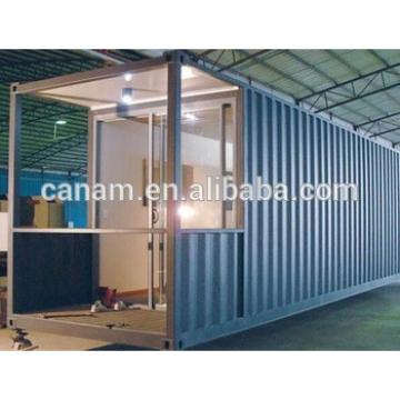 modified shipping container house new design steel frame marine container dormitory