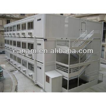 2017 hot sale economic flatpack container house