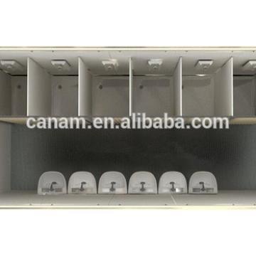 outdoor mobile mudular washroom portable public prefab toilet buildings