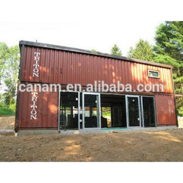 Container house construction online designed container home