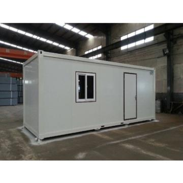 CANAM well-designed prefab 20ft' container house