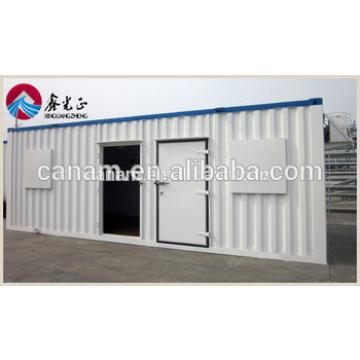 CANAM- low cost fast installment modular building-Two story house