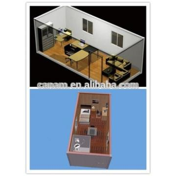 Portable flatpack office container house