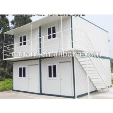 CANAM- two floor office container for worker